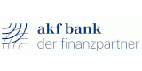 Das Logo von akf bank GmbH & Co KG