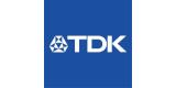 Das Logo von TDK Electronics AG