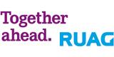 Das Logo von RUAG Space Germany GmbH